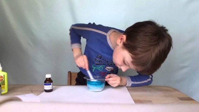 Приготовление из глицерина